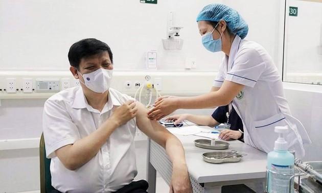 Bộ Y tế triển khai đợt 3 tiêm vaccine phòng COVID-19