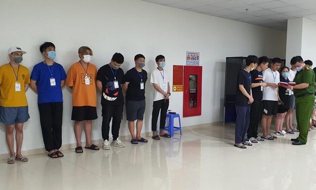 Xem xét trục xuất lao động nước ngoài làm việc không có giấy phép tại Việt Nam