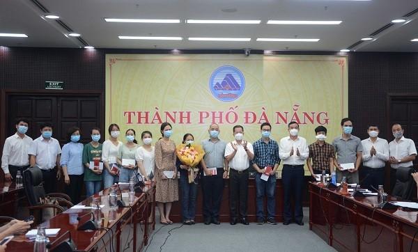 Thành phố Đà Nẵng cử đội ngũ y tế chi viện cho tỉnh Bắc Giang