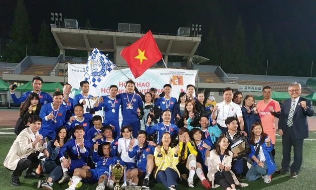 Người Việt Nam tại Hàn Quốc đoàn kết, tương trợ lẫn nhau và hòa nhập tốt với xã hội sở tại