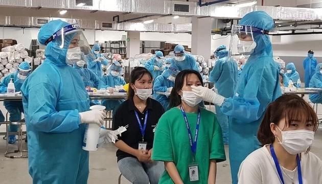 Sáng 10/6, Việt Nam ghi nhận có 66 ca mắc COVID-19 mới
