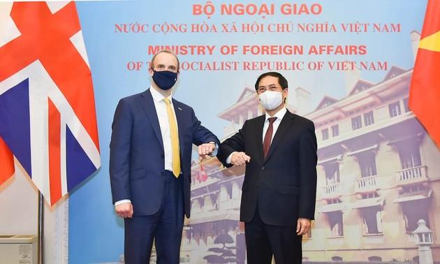 Tăng cường quan hệ Đối tác chiến lược Việt Nam - Anh