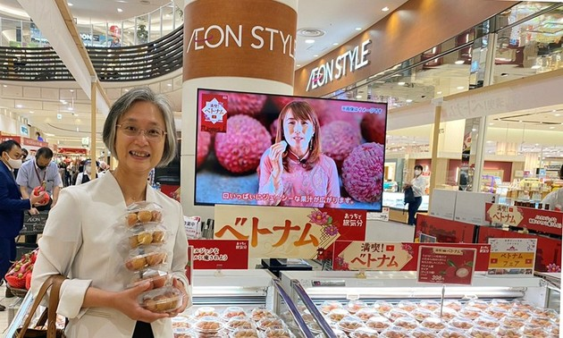 Tuần hàng Việt Nam 2021 tại hệ thống siêu thị AEON tại Nhật Bản