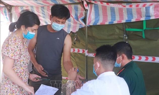 Việt Nam ghi nhận thêm 189 ca mắc mới COVID-19