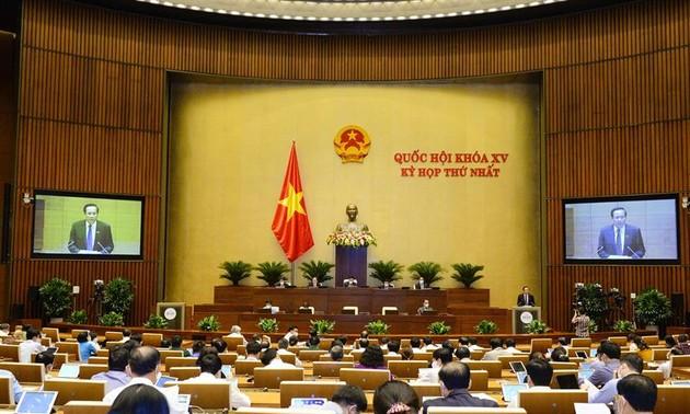 Đại biểu đánh giá cao việc thành lập Tổ công tác đặc biệt của Thủ tướng Chính phủ nhằm tháo gỡ khó cho các dự án đầu tư