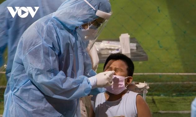 Tối 30/7 có thêm 3.657 ca mắc COVID-19, 3.704 bệnh nhân khỏi bệnh