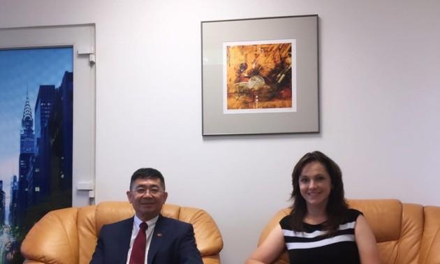 Việt Nam-Slovakia: Tìm kiếm cơ hội thúc đẩy thương mại đầu tư