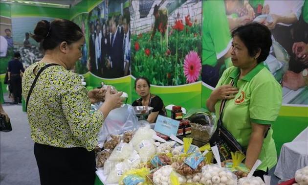 Kết nối cung cầu sản phẩm OCOP và nông sản an toàn