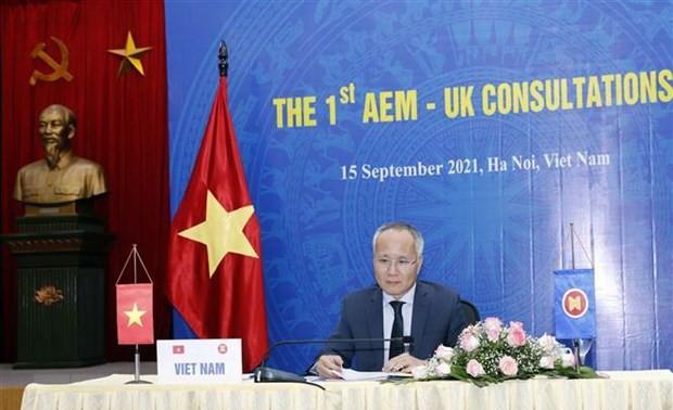 Hiệp định RCEP dự kiến có hiệu lực vào đầu năm 2022