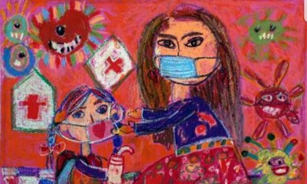 Triển lãm online dành cho thiếu nhi nhân dịp Tết Trung Thu