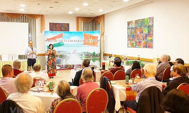 Giao lưu tri ân gắn kết tình hữu nghị truyền thống Việt Nam - Hungary