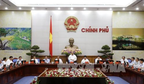 Очередное апрельское заседание вьетнамского правительства: укрепление доверия бизнес-кругов