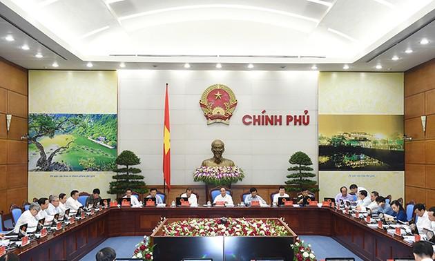 Нгуен Суан Фук председательствовал на очередном июньском заседании правительства