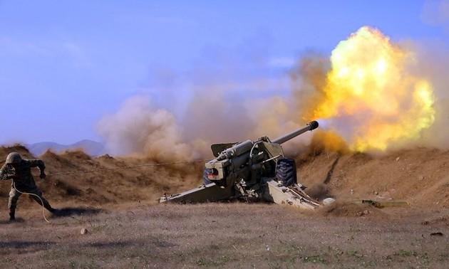 Активизация боевых действий в Нагорном Карабахе – много погибших среди мирного населения