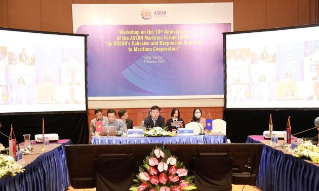 Позиция АСЕАН по вопросу сотрудничества в море в духе «объединения и адаптации»