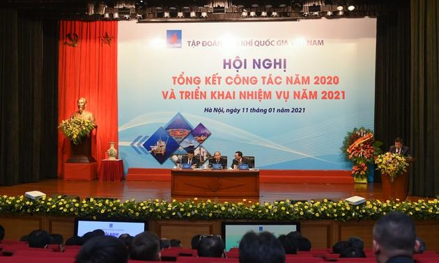 Премьер-министр Вьетнама принял участие в конференции, посвящённой Petrovietnam