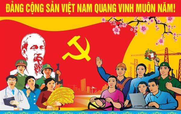 Целесообразный политический курс Компартии Вьетнама гарантирует победу в любой ситуации