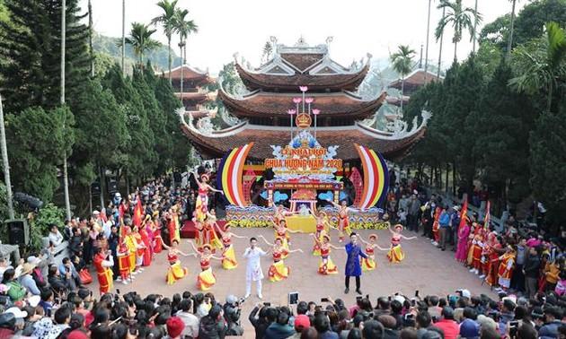 Весенние фестивали во Вьетнаме