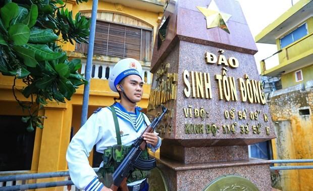 Действия Китая в районе Восточного моря нарушают нормы международного права