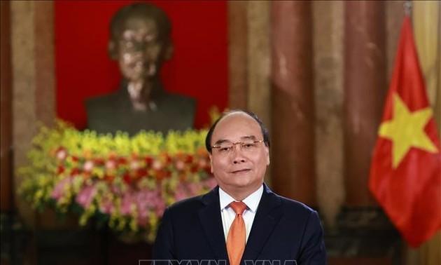 Президент Вьетнама поздравил пионеров