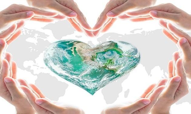 """เพลง """"หัวใจของโลก"""""""