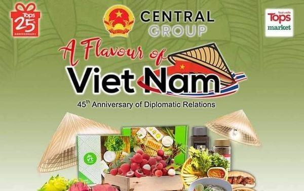 พยายามนำสินค้าเวียดนามถึงผู้บริโภคไทย