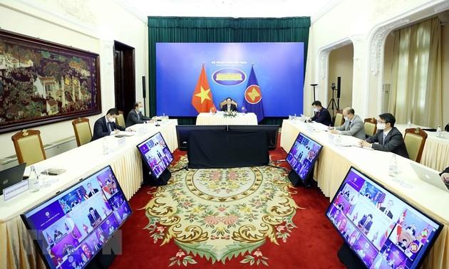 สหรัฐให้ความสำคัญต่อความสัมพันธ์หุ้นส่วนยุทธศาสตร์กับอาเซียน