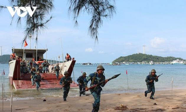 กองทัพเรือประชาชนเวียดนามฟันฝ่าทุกอุปสรรค ปกป้องอธิปไตยเหนือทะเลและเกาะแก่งของปิตุภูมิ