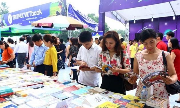 Vietnam Book Day 2018 opens