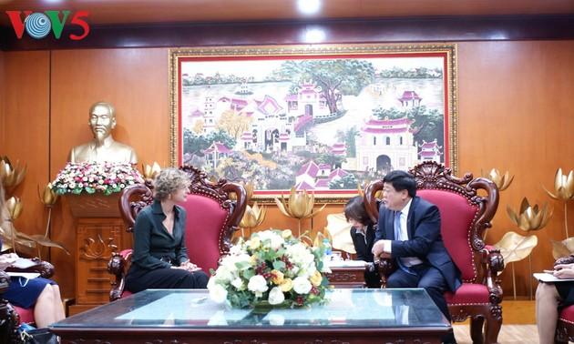 Vietnam, Netherlands strengthen media cooperation