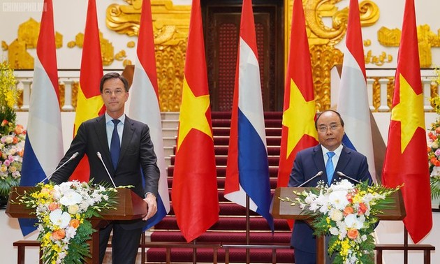 New milestone in Vietnam-Netherlands ties
