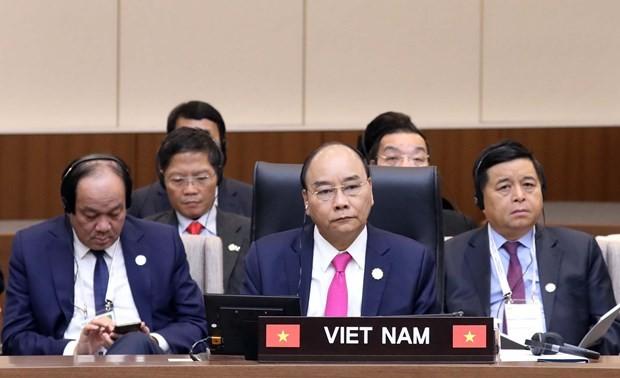 PM proposes ASEAN-RoK cooperation orientations