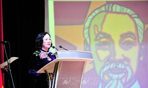 Cuba celebrates 90th anniversary of Communist Party of Vietnam