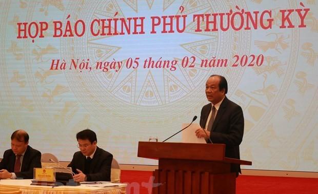 Vietnam sustains economic growth against new coronavirus epidemic