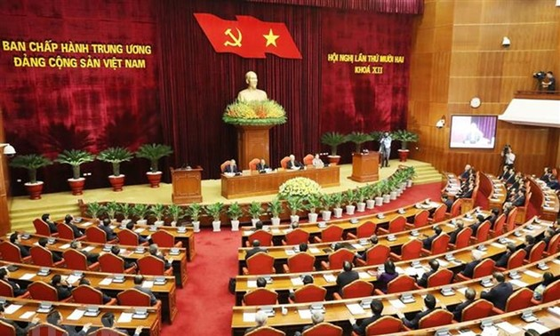 12th Plenum of 12th Party Central Committee closes