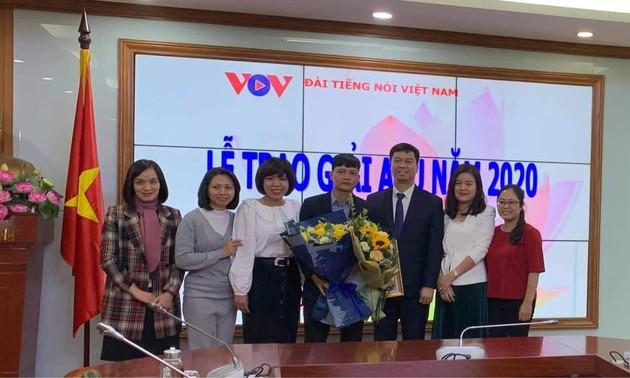 ABU Prize 2020 Award Ceremony: VOV receives Commendation Prize