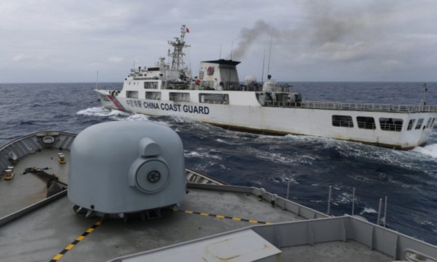 Indonesian expert: China's new coastguard law interrupts COC