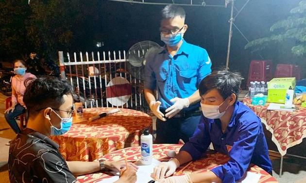 Voluntarism upheld in pandemic