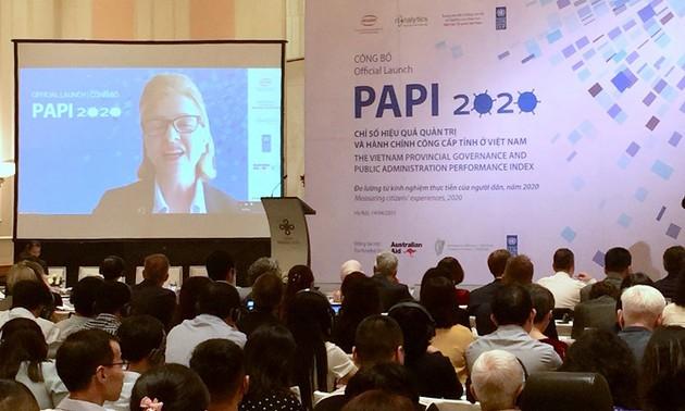 Provincial governance, public administration improve, says PAPI Report 2020