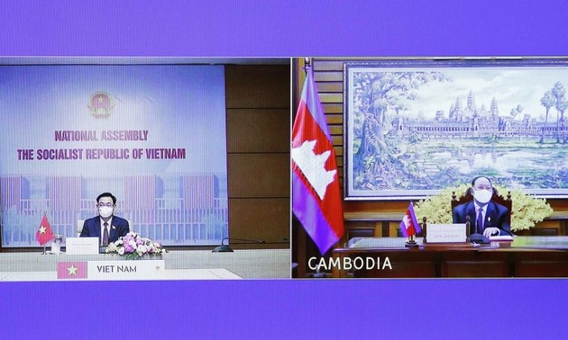 Vietnam, Cambodia pledge stronger bilateral ties