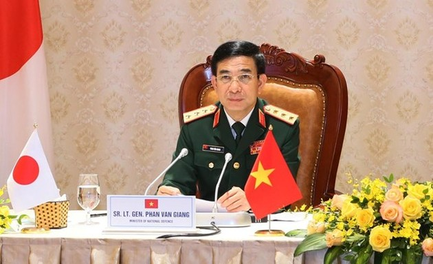 Vietnam, Japan strengthen military medicine cooperation in COVID-19 combat