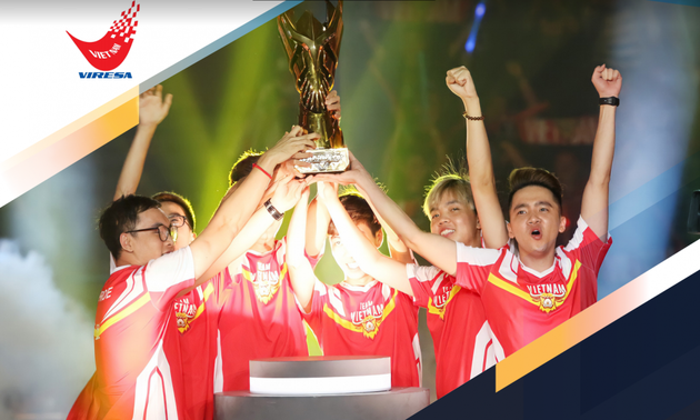 Vietnam e-sports white book debuts