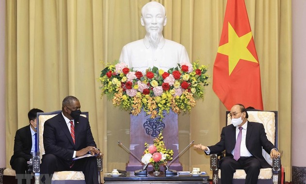 US pledges cooperation with Vietnam to address aftermath of war