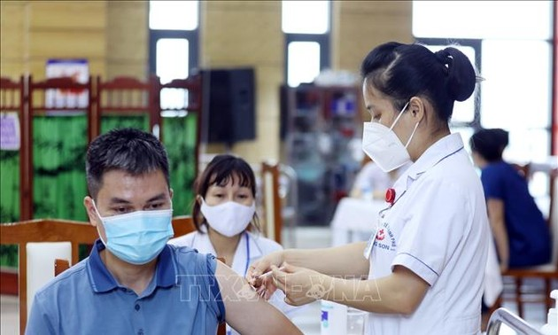 Vaccination accelerated in border provinces