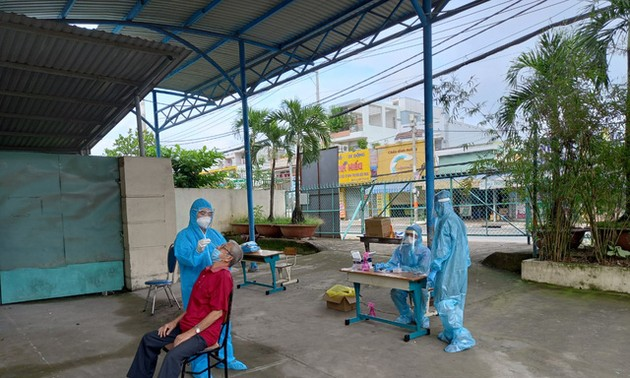 Mobile clinics assist COVID-19 treatment at home