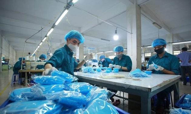 Vietnamese businesses creative in pandemic