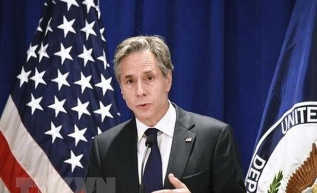Top US diplomat to visit France