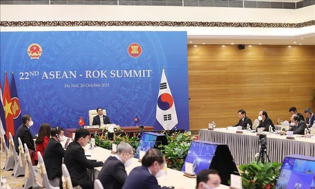 ASEAN-RoK Summit: Vietnam supports RoK's new Southern Policy