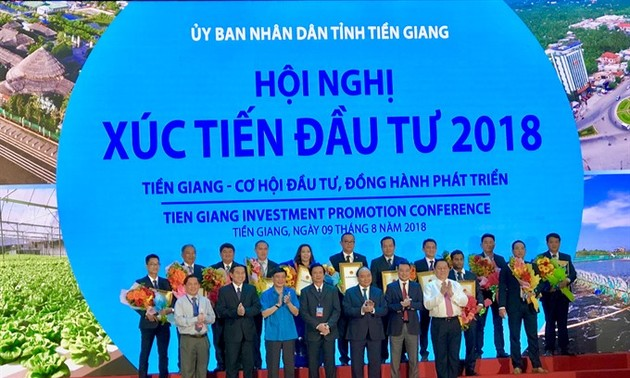 Tien Giang expected to drive growth in Mekong Delta