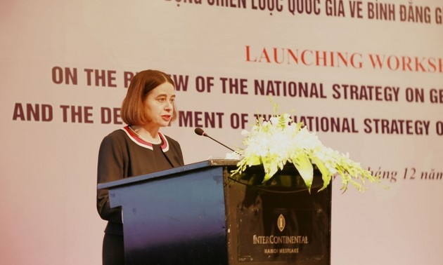 Vietnam achieves significant progress in gender equality